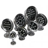 High Power IP68 Waterproof Pond/Fountain Led Underwater Light UL Quality