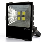 Black Housing AC85-265V Waterproof IP65 Floodlight