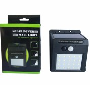 Wholesale Low Price Hot Selling High Quality Outdoor Solar LED Garden Wall Light